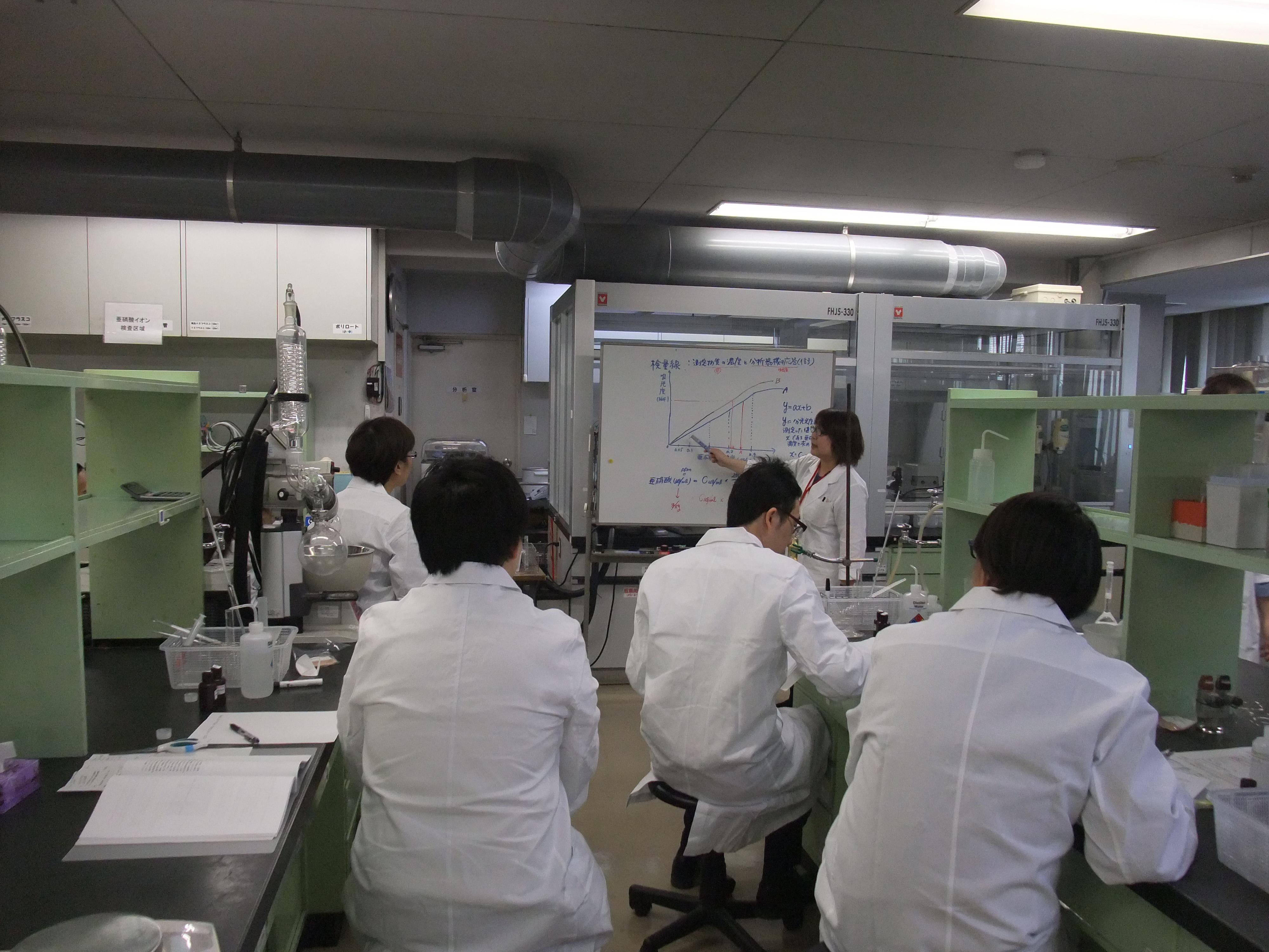 平成28年度 検査技術実技研修会のご案内 -微生物検査・亜硝酸根検査-(第2回終了)