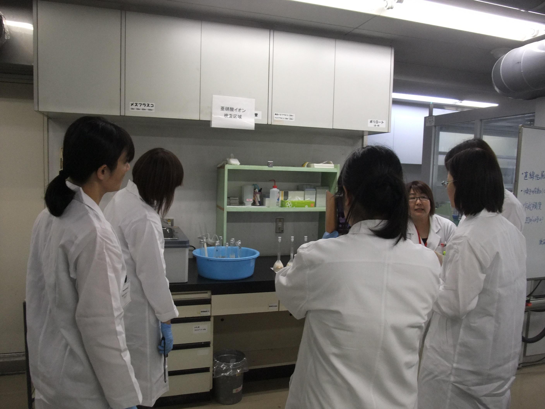 平成29年度第1回検査技術実技研修会開催終了